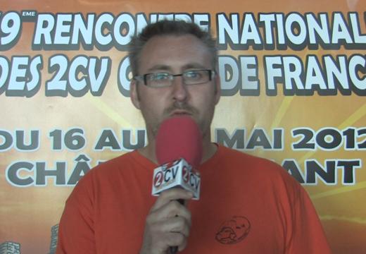 Rencontre nationale 2cv 2012